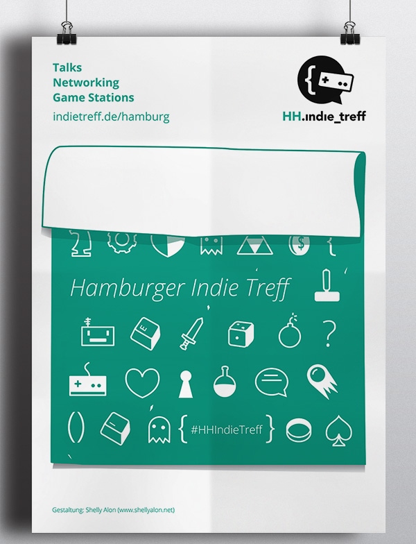 shelly-alon-Hamburger Indietreff